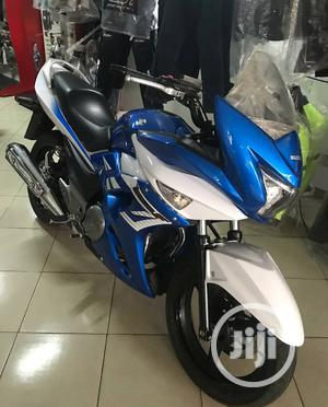 New Suzuki 2015 Blue | Motorcycles & Scooters for sale in Lagos State, Ikeja
