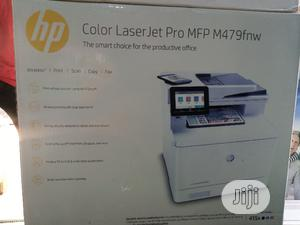 HP Color Laser Jet Pro MFP M479fnw | Printers & Scanners for sale in Lagos State, Ojo