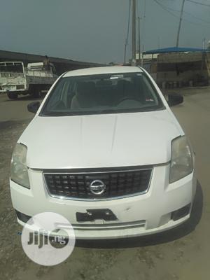 Nissan Sentra 2008 SE-R White   Cars for sale in Lagos State, Amuwo-Odofin