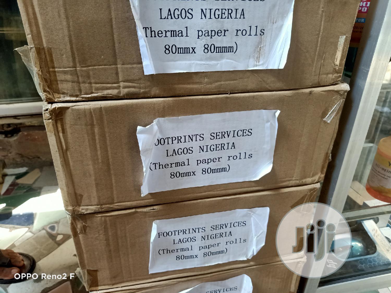 Paper Rolls | Manufacturing Materials for sale in Victoria Island, Lagos State, Nigeria