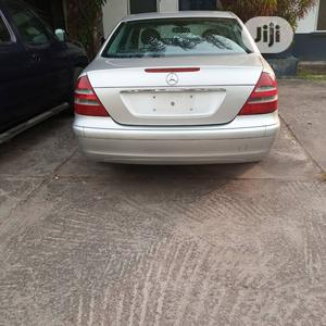 Mercedes-Benz E240 2003 Silver   Cars for sale in Lagos State, Apapa