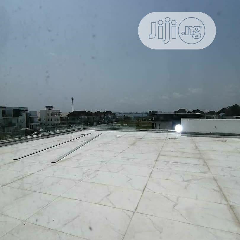 Modern 5bedroom Detached House With Open Penthouse Pool   Houses & Apartments For Sale for sale in Osapa london, Lekki, Nigeria