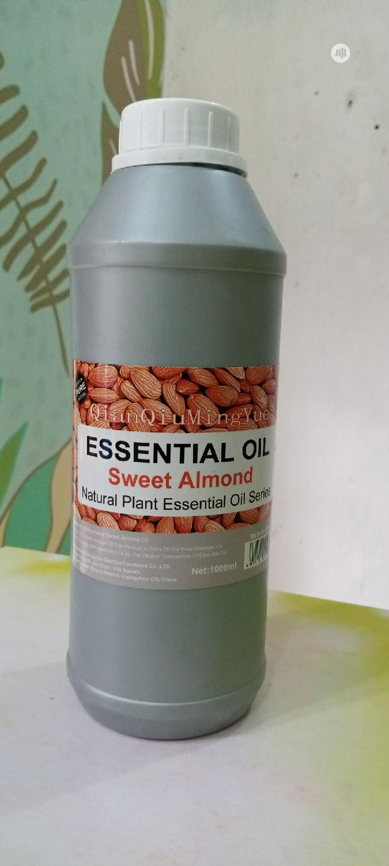 Essenctial Sweet Almond Oil 1(Ltr)