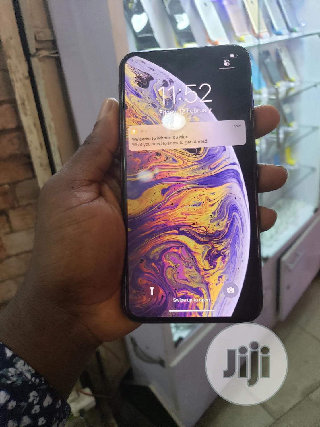 Apple iPhone XS Max 256 GB Black