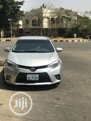 Toyota Corolla 2014 Silver   Cars for sale in Abuja (FCT) State, Central Business Dis