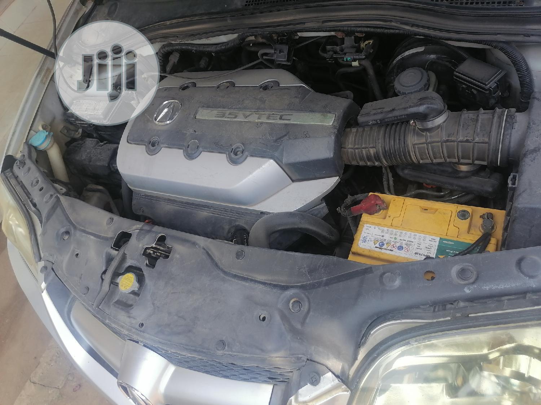 Archive: Acura MDX 2006 Silver