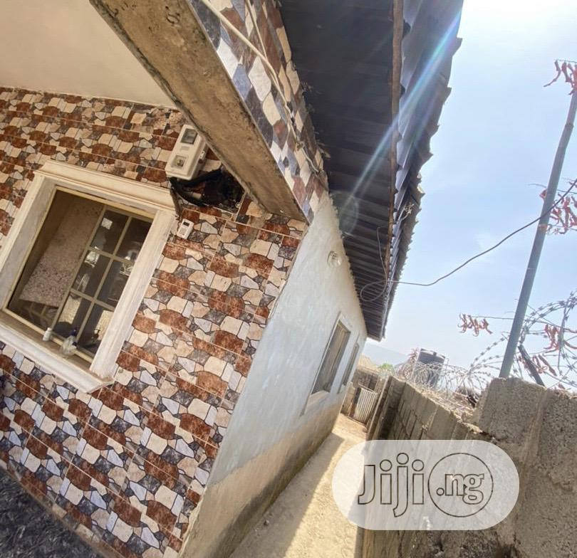3 Bedroom Fully Detached Bungalow for Sale at Orozo, Abuja.