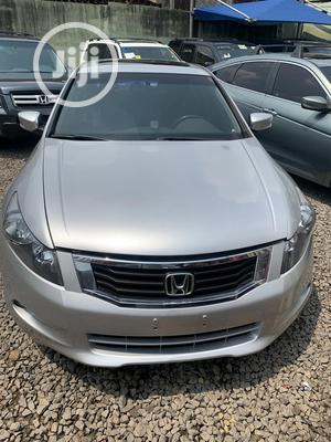 Honda Accord 2008 2.0i-Vtec Executive Silver | Cars for sale in Lagos State, Yaba