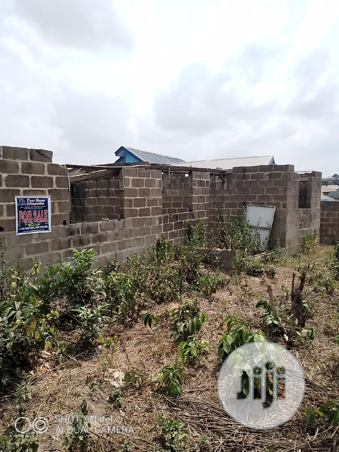 3 Bedroom Bungalow At Lintel Level   Houses & Apartments For Sale for sale in Oluyole, Oyo State, Nigeria