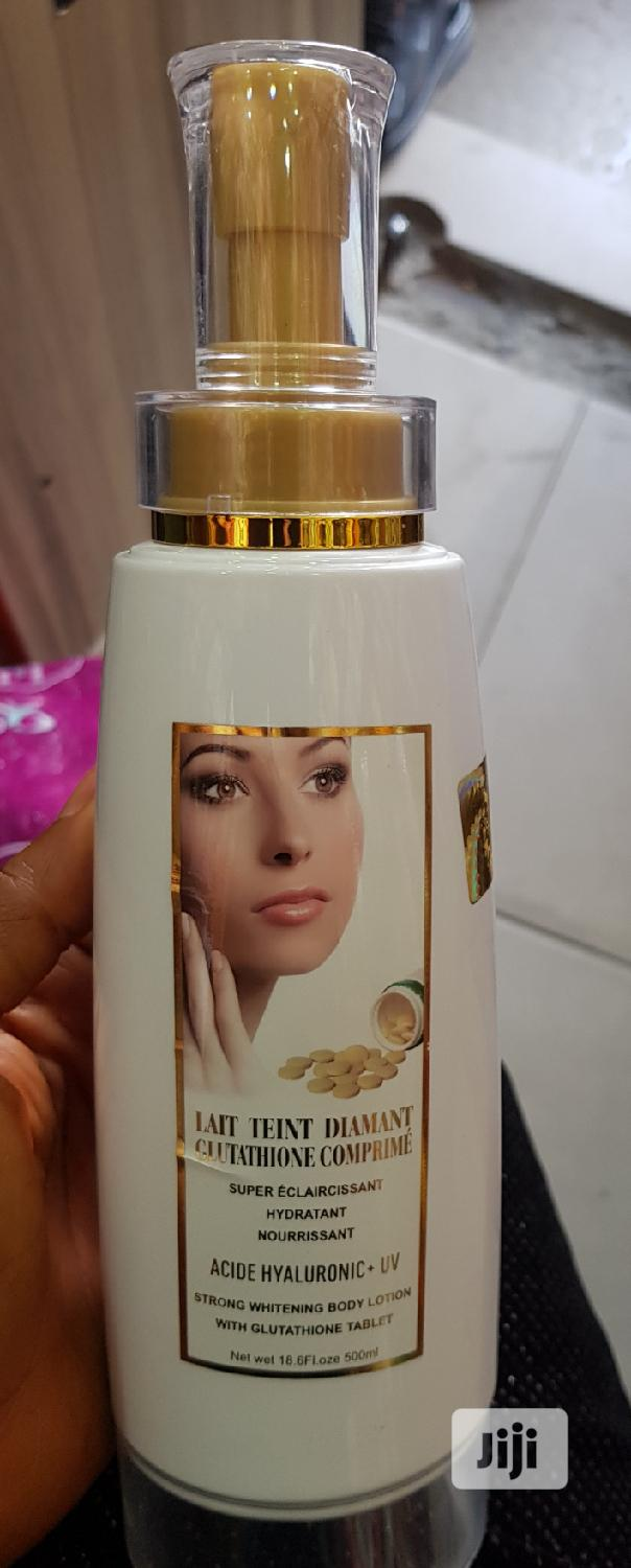 Gluthathione Comprime Lotion