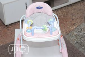Baby Walker Pink | Children's Gear & Safety for sale in Lagos State, Ikeja
