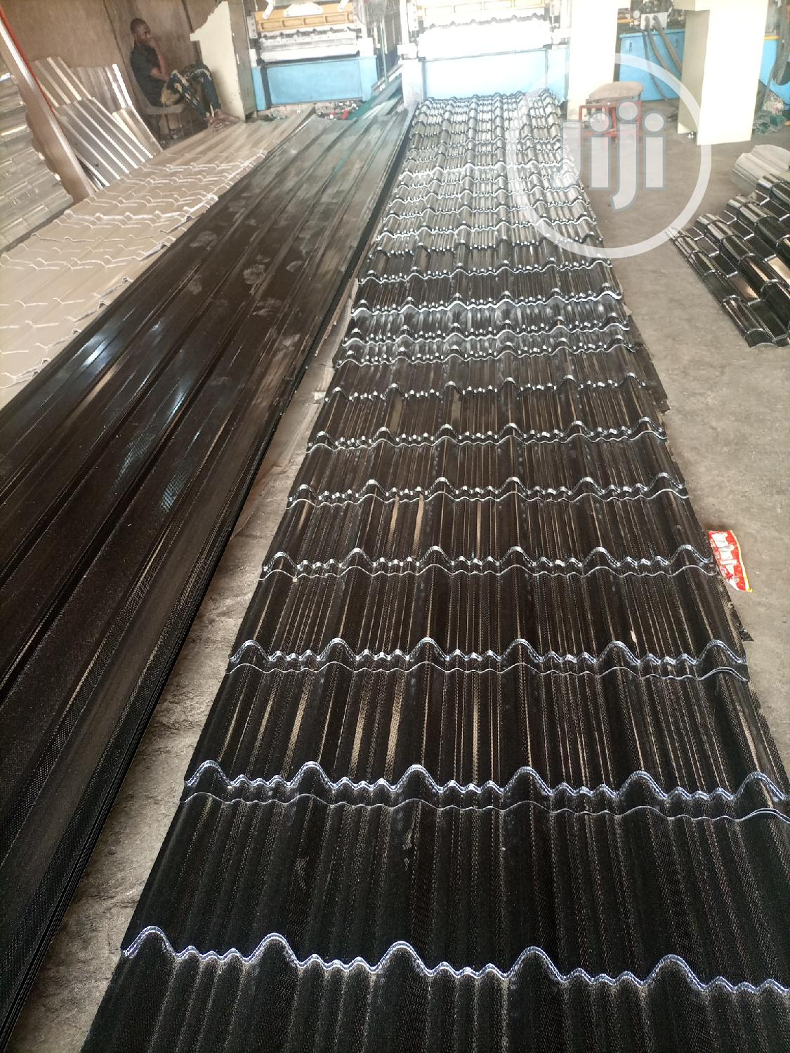 Archive: First Quality Materials Aluminum Steps Tiles