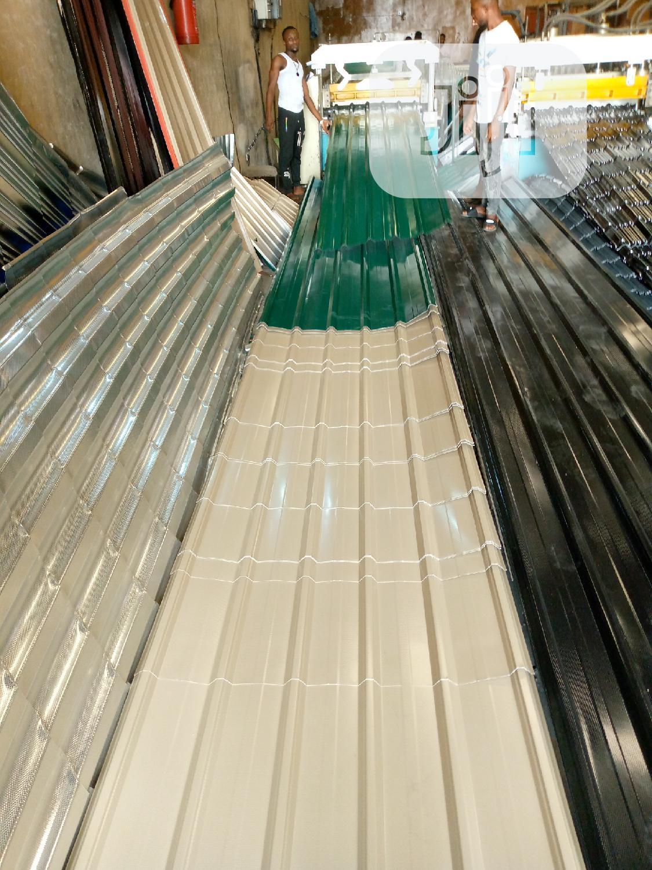Metcopo Aluminum Roofing Material
