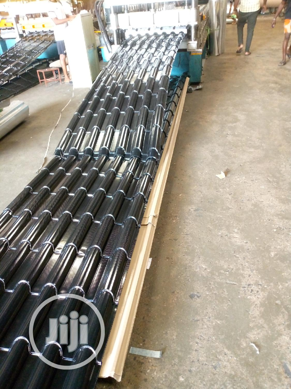 Metcopo Aluminum Roofing Material   Building Materials for sale in Yaba, Lagos State, Nigeria