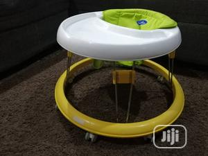 Baby Walker Yellow | Children's Gear & Safety for sale in Lagos State, Ikeja
