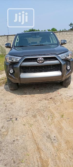 Toyota 4-Runner 2016 Gray | Cars for sale in Lagos State, Ajah