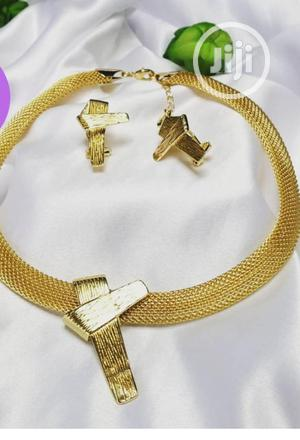 Gold Jewelry Set   Jewelry for sale in Lagos State, Ikeja