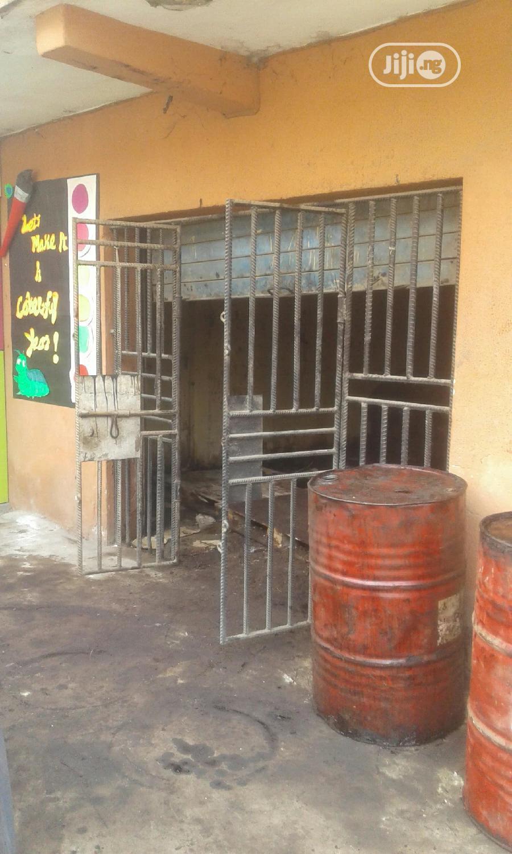 Archive: Groundfl Mini Warehouse Shop at Victoria Str Off Ogudu Ojota