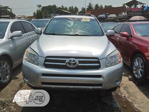 Toyota RAV4 2008 Limited V6 Silver   Cars for sale in Lagos State, Apapa