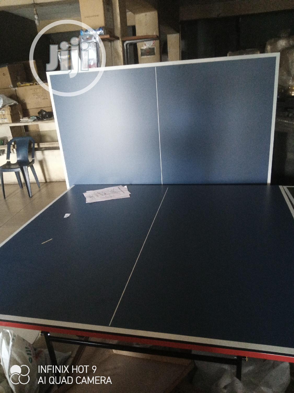 Indoor Table Tennis Board Hi Tec