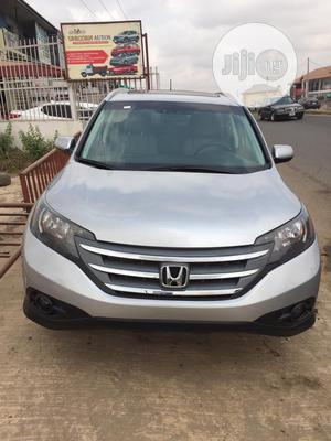 Honda CR-V 2012 Silver | Cars for sale in Oyo State, Oluyole