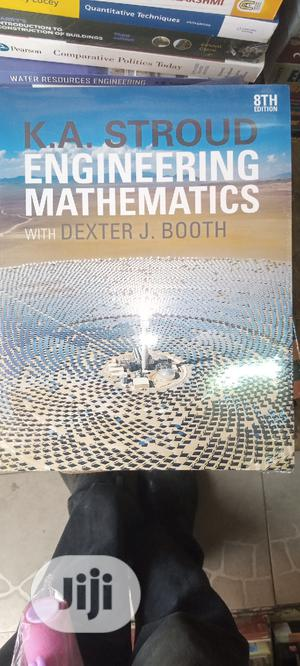 K a Stroud Engineering Mathematics | Books & Games for sale in Lagos State, Yaba