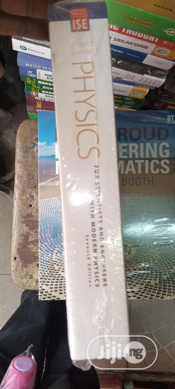 Physics for Scientist and Engineering | Books & Games for sale in Yaba, Lagos State, Nigeria