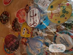 Cake Toppers | Party, Catering & Event Services for sale in Abuja (FCT) State, Mararaba