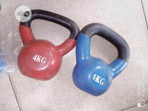 Kettlebell, Kg | Sports Equipment for sale in Lagos State, Yaba