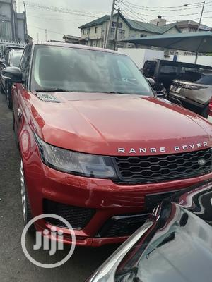 Land Rover Range Rover Sport 2015 Red | Cars for sale in Lagos State, Ikeja