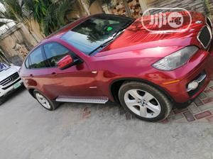 BMW X6 2010 Red | Cars for sale in Lagos State, Ejigbo