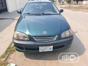 Toyota Avensis 2000 Green | Cars for sale in Lagos State, Oshodi