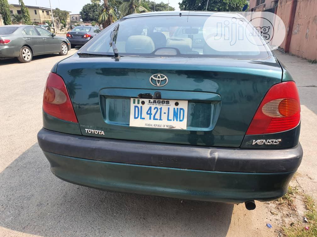 Toyota Avensis 2000 Green | Cars for sale in Oshodi, Lagos State, Nigeria