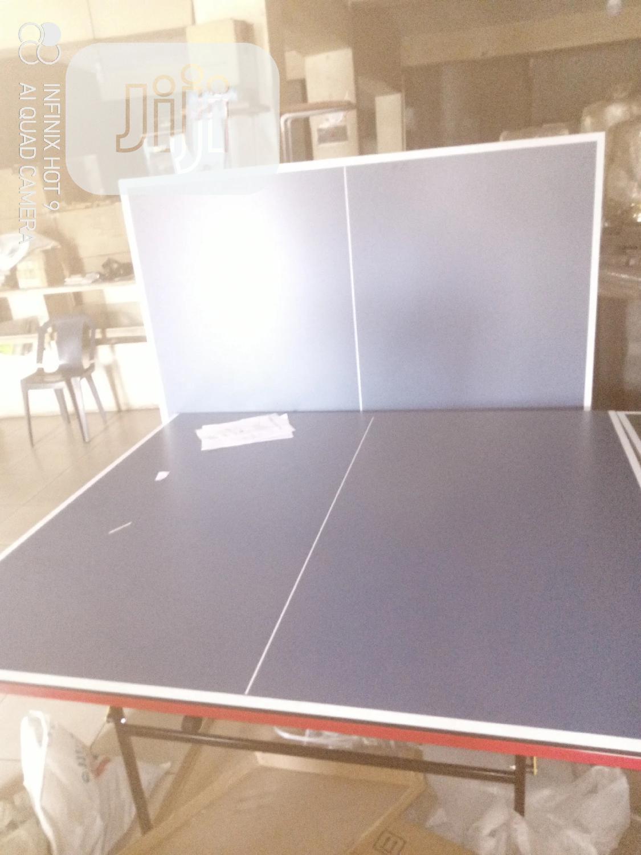 Indoor Table Tennis Board Hi Tec   Sports Equipment for sale in Yaba, Lagos State, Nigeria