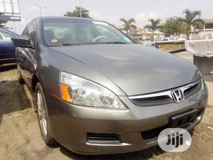 Honda Accord 2007 Gray | Cars for sale in Lagos State, Amuwo-Odofin