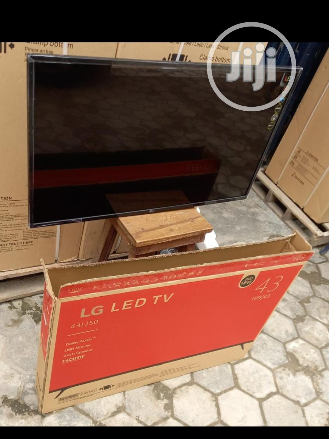 """Archive: Brand New LG 43""""Inch LED FULL HD Television Picture Wizard"""