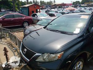Lexus RX 2013 350 AWD Blue   Cars for sale in Lagos State, Apapa