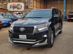 Toyota Land Cruiser Prado 2018 Black | Cars for sale in Abuja (FCT) State, Garki 2