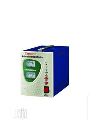 Century Automatic Voltage Stabilizer CVR-TUB 2000VA | Electrical Equipment for sale in Lagos State, Ikeja