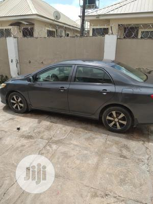 Toyota Corolla 2010 Gray   Cars for sale in Abuja (FCT) State, Lugbe District
