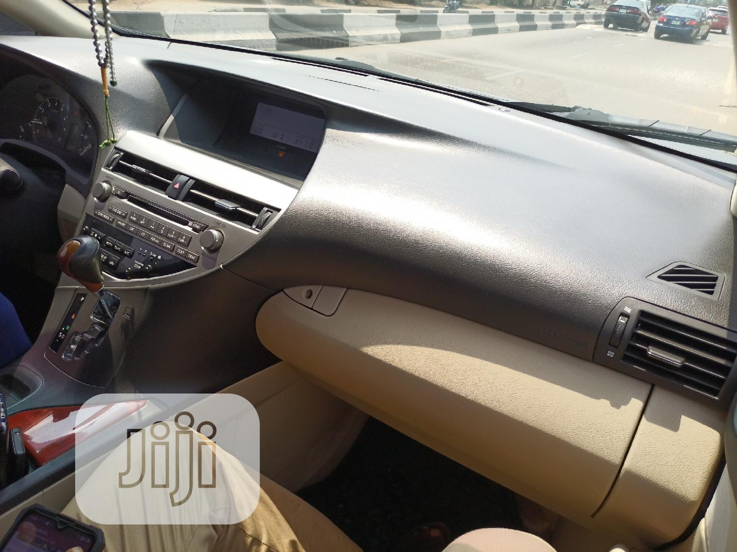 Lexus RX 2010 350 Gray | Cars for sale in Ikeja, Lagos State, Nigeria