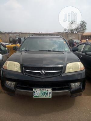 Acura MDX 2003 Black | Cars for sale in Lagos State, Alimosho
