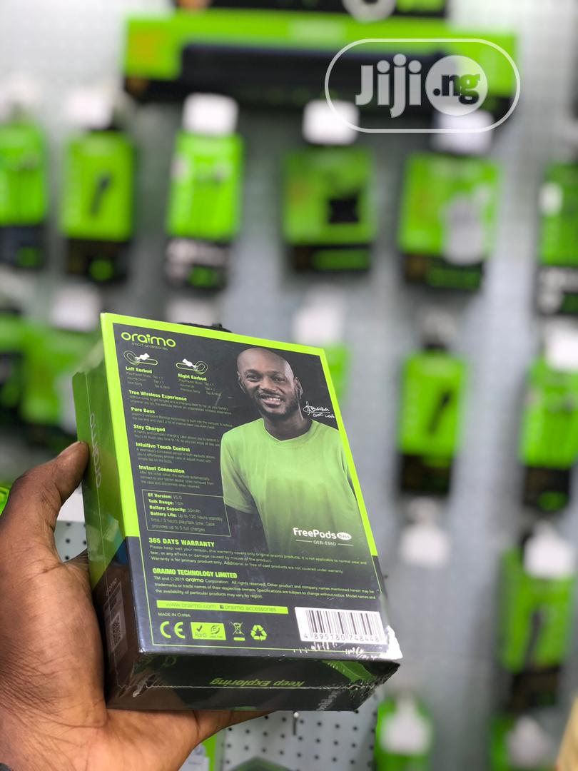 Oriamo True Wireless Pure Bass | Accessories for Mobile Phones & Tablets for sale in Ikeja, Lagos State, Nigeria