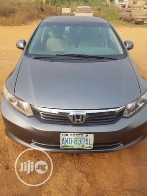 Honda Civic 2012 1.8 5 Door Automatic Gray   Cars for sale in Ondo State, Akure