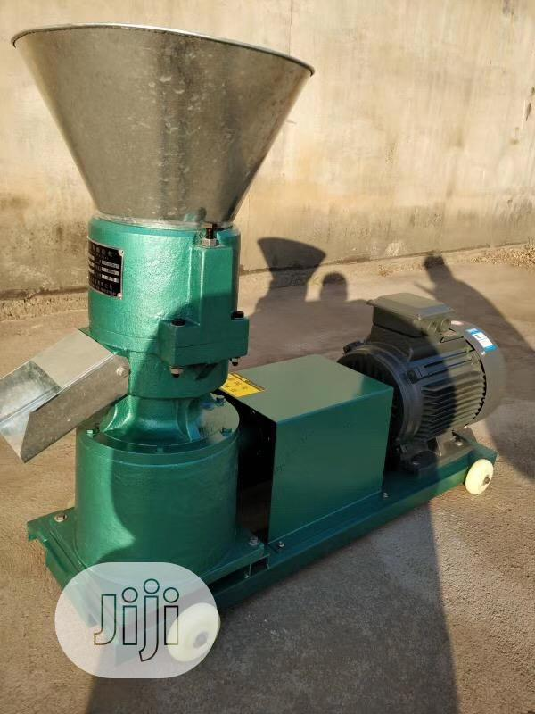 Pelleting Machine
