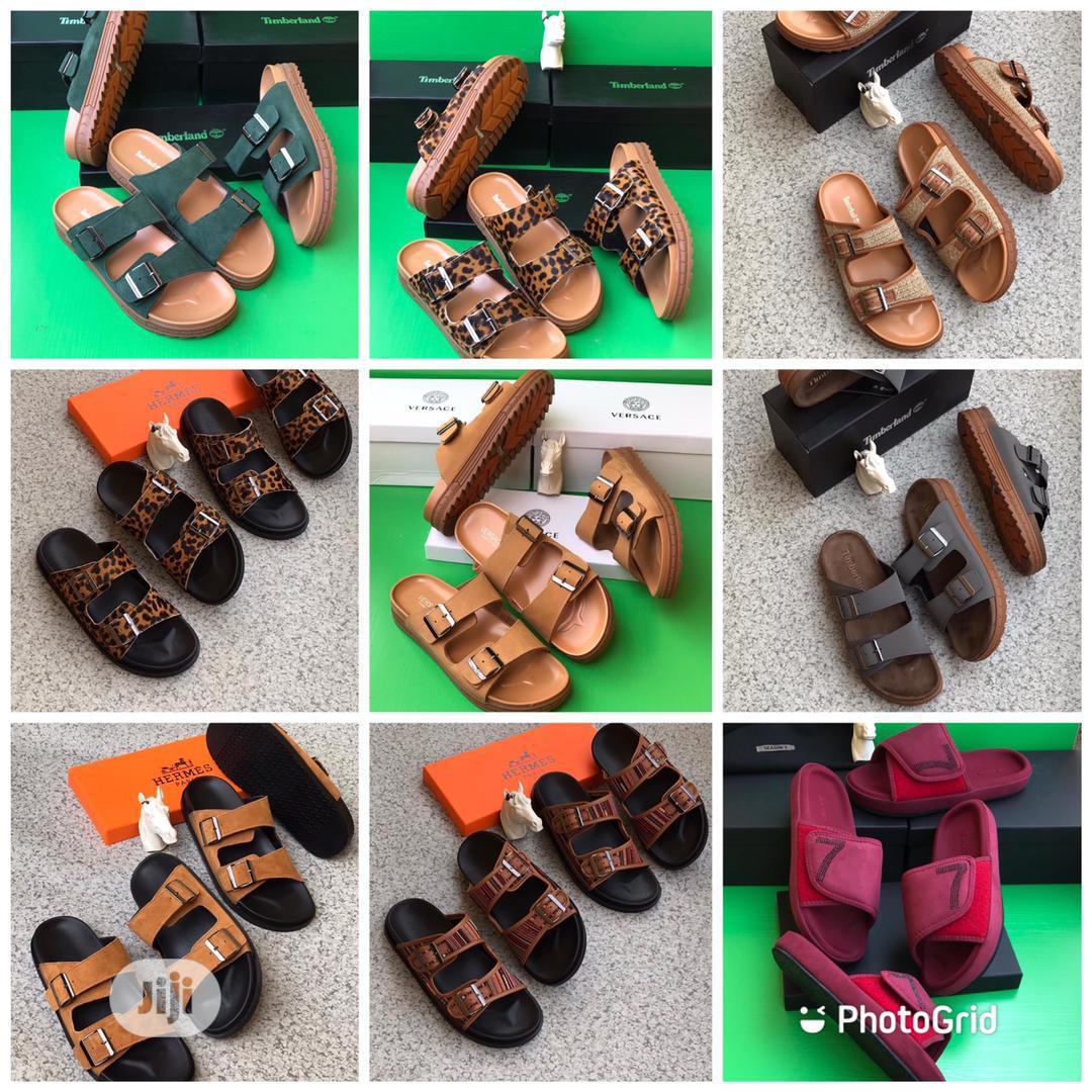 Archive: Loius Vuitton Slippers