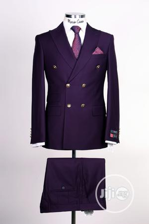 Turkish Double Breasted Suit for Men   Clothing for sale in Lagos State, Lagos Island (Eko)