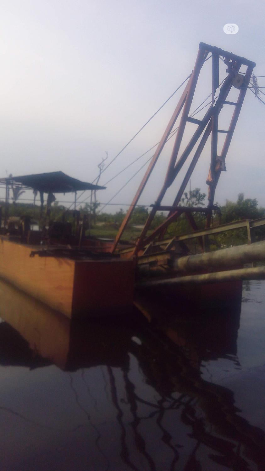 Archive: Brand New Oil Pip Line and Dredger Pip for Sele