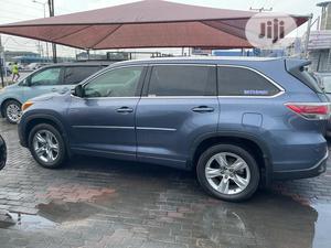 Toyota Highlander 2014 Gray   Cars for sale in Lagos State, Lekki