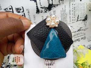 Leather Brooch   Jewelry for sale in Lagos State, Ejigbo